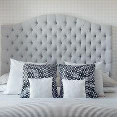 10 pomysłów na oryginalny zagłówek łóżka