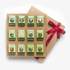 Spicely American Kitchen Sampler Gift Set is a collection of our favorite 100% certified organic spices used in traditional American cooking. This flavorful gif