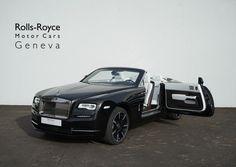 Rolls-Royce Dawn 10 km : Prix neuf: CHF Rolls-Royce Motor Cars Geneva Rolls-Royce Dawn Inspired By Music Collection New, Not registered, No mileage. Aston Martin, Kahn Design, Rolls Royce Dawn, Automobile, Rolls Royce Motor Cars, Cabriolet, Limousine, Exterior Paint, Pegasus