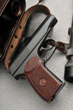 Makarov-PM-9x18mm-semi-automatic-pistol