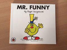 Mr Funny Mr Funny, Little Miss Books, Men