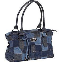 Re-fashioned Denim Scrap Inspiration... Denim Fashions for Women