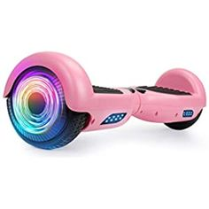 """Amazon.com: SISIGAD Hoverboard 6.5"""" Self Balancing Scooter with Colorful LED Wheels Lights Two-Wheels self Balancing Hoverboard Dual Motors Hover Board UL2272 Certified: Sports & Outdoors Beats Headphones, Over Ear Headphones, Tesco Direct, Waterproof Bluetooth Speaker, High Tech Gadgets, Electric Scooter, Birthday Dresses, To My Daughter, Fun Things"""