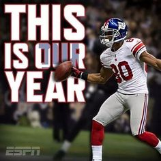 New York Giants 2014-15. oh yes this year i KNOW they will go to the super bowl