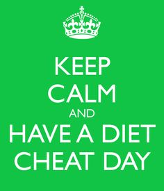 Not that I'm on a diet but I generally eat healthy.. This weekend? Not so much! In desperate need of a run and a salad