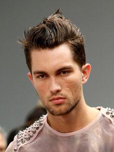 10 Super Stylish Shorter Hairstyles for Men: Brushed Up