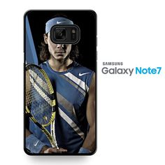 Rafael Nadal Tennis Player TATUM-9105 Samsung Phonecase Cover For Samsung Galaxy Note 7