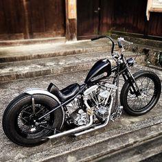 Harley Davidson shovelhead #motosharleydavidsonchoppers