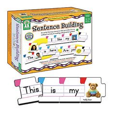Sentence Building Game   Speech Tools   ABA Products