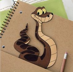 Create your very own Kaa Bookmark.