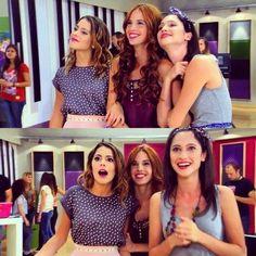 Violetta team Saison 2 ☑