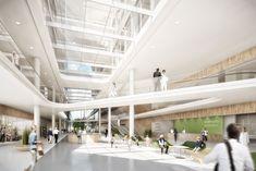 2. Preis: © gmp Architekten