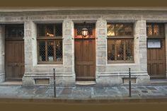 Translation: The Top 100 Unusual Places in Paris (I think) Nicolas Flamel, Conciergerie Paris, Tour Saint Jacques, Rue Montorgueil, Galerie Vivienne, I Love Paris, France, Places, Rues
