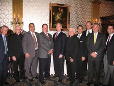 Fathers & Friends hosted its annual Dinner Dance in November 2011 at the Madison Hotel.