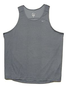 NIKE Nike Men'S Printed Miler Running Singlet Dri-Fit Tank Top. #nike #cloth #