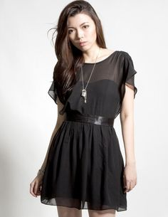 Lyna party dress
