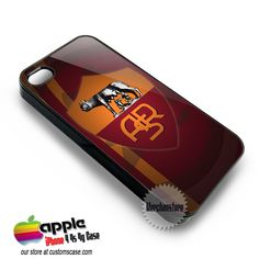 AS Roma iPhone 4 4S 4G Case Cover