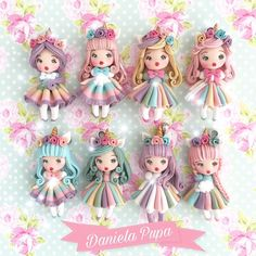 Great Snap Shots clay ornaments people Tips Polymer Clay Fairy, Polymer Clay Ornaments, Polymer Clay People, Polymer Clay Christmas, Polymer Clay Figures, Cute Polymer Clay, Cute Clay, Polymer Clay Dolls, Polymer Clay Flowers