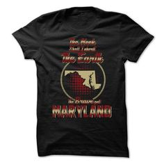 The Brave Get Maryland T-Shirts, Hoodies (23$ ==►► Shopping Here!)