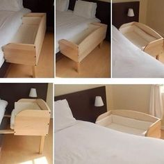 Easy DIY bed for newborns!  Caminha para recém nascidos! Fácil de fazer!!! ❤️…