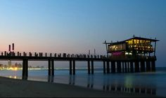 photo gallery l moyo ushaka pier bar l our restaurants l taste it l moyo - modern sophisticated african Durban South Africa, Visit South Africa, South America Continent, South American Countries, Sydney Harbour Bridge, Heaven On Earth, Cape Town, Continents, Places To Go