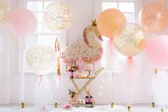 Swan Birthday Party ideas for your little princess! Shop partyware, confetti balloons and Designer Kidz Melbourne dresses plus more on our party marketplace.