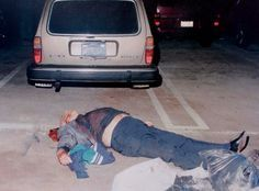 """The late Anthony DiLapi was found in the garage of his apartment building outside Los Angeles on February 4, 1990. The Lucchese family soldier had moved out to the West Coast to get away from the mob, but was found and murdered on the orders of Anthony """"Gaspipe"""" Casso. Mob cops Louis Eppolito and Stephen Caracappa obtained information of DiLapi's whereabouts from California police"""