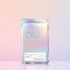 Beautiful corporate identity for the fitness app Obé. Design created by Futura, in Mexico. Read more about this project by… Skincare Packaging, Luxury Packaging, Beauty Packaging, Cosmetic Packaging, Corporate Design, Corporate Identity, Visual Identity, Branding Design, Identity Branding