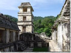 Palenkie -  A wide variety of pyramids, temples and sculptures have all been found at this famous Mayan archaeological site.