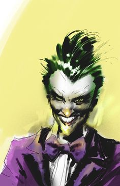 The Joker - Matt Timson