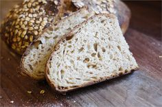 Based on Tartine's Oat Porridge Bread, this oat porridge sourdough is a tender, moist and custard-like bread that goes well with almost any meal.