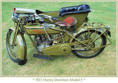 1917 Harley Davidson   by sjb4photos