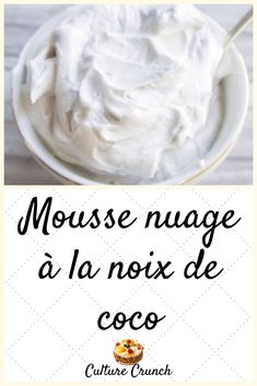 Mousse Dessert, Cookies Et Biscuits, Soul Food, Sauces, Icing, Cake Decorating, Recipies, Vegan Recipes, Brunch