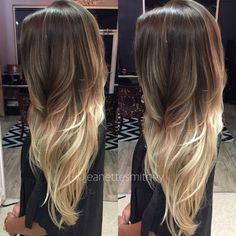 Hair Color Balayage, Hair Highlights, Ombre Hair, Blonde Balayage, Love Hair, Gorgeous Hair, Brown Blonde Hair, Medium Blonde, Cute Hair Colors