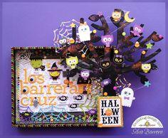 Doodlebug Design Inc Blog: October 31st Collection: Spooky Home Decor with Silvia