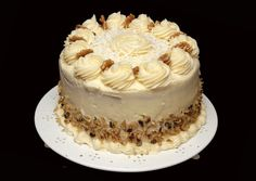 Billie's Italian Cream Cake from The Pioneer Woman