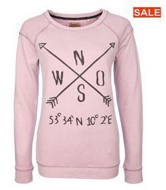 官网新款德国D*eimaster Sweater 女士重洗水做旧风 长袖卫衣11