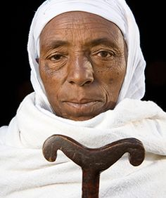 Amhara man - Ethiopia