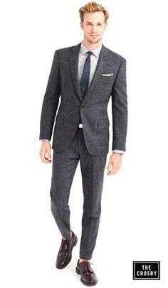 The Suit Shop J Crew.