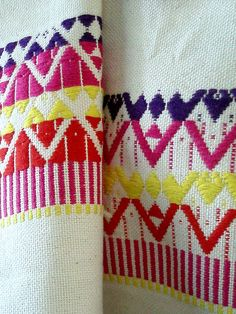 Hand+Woven+Tea+Towel+by+milkaLOOM+on+Etsy,+$28.00