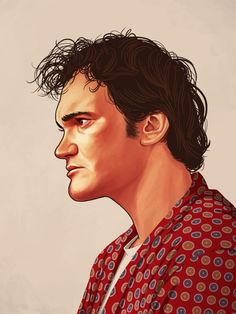 Famous Movie Portraits By Mike Mitchell
