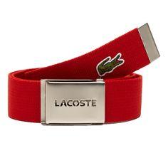 Lacoste Woven Belts for Men Lacoste, Saddle Oxfords, Red Belt, Woven Belt, Suit And Tie, Shoe Bag, Belts, Men, Accessories
