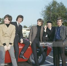 The Hollies 1966