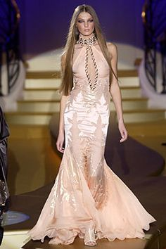 Versace | Spring 2004 Couture Collection | Style.com