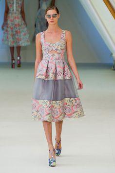 Erdem at London Fashion Week Spring 2013 - StyleBistro
