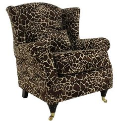 Image result for chenille giraffe chair