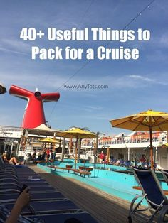 Group Cruise Tips: Family Reunion Cruise - Any Tots - Going on a Family Reunion Cruise or Cruising with a Group. Read through our cruise tips and importa - Packing List For Cruise, Cruise Tips, Cruise Travel, Cruise Vacation, Disney Cruise, Vacation Trips, Short Vacation, Cruise Excursions, Cruise