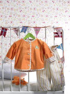 Baby-Jacke und Baby-Hose
