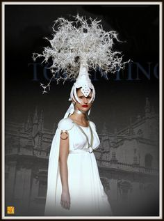Hats Have It: Tantalizing Tolentino Haute Hats