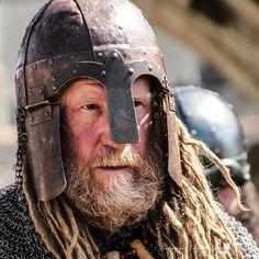 Vikings at Corfe Castle